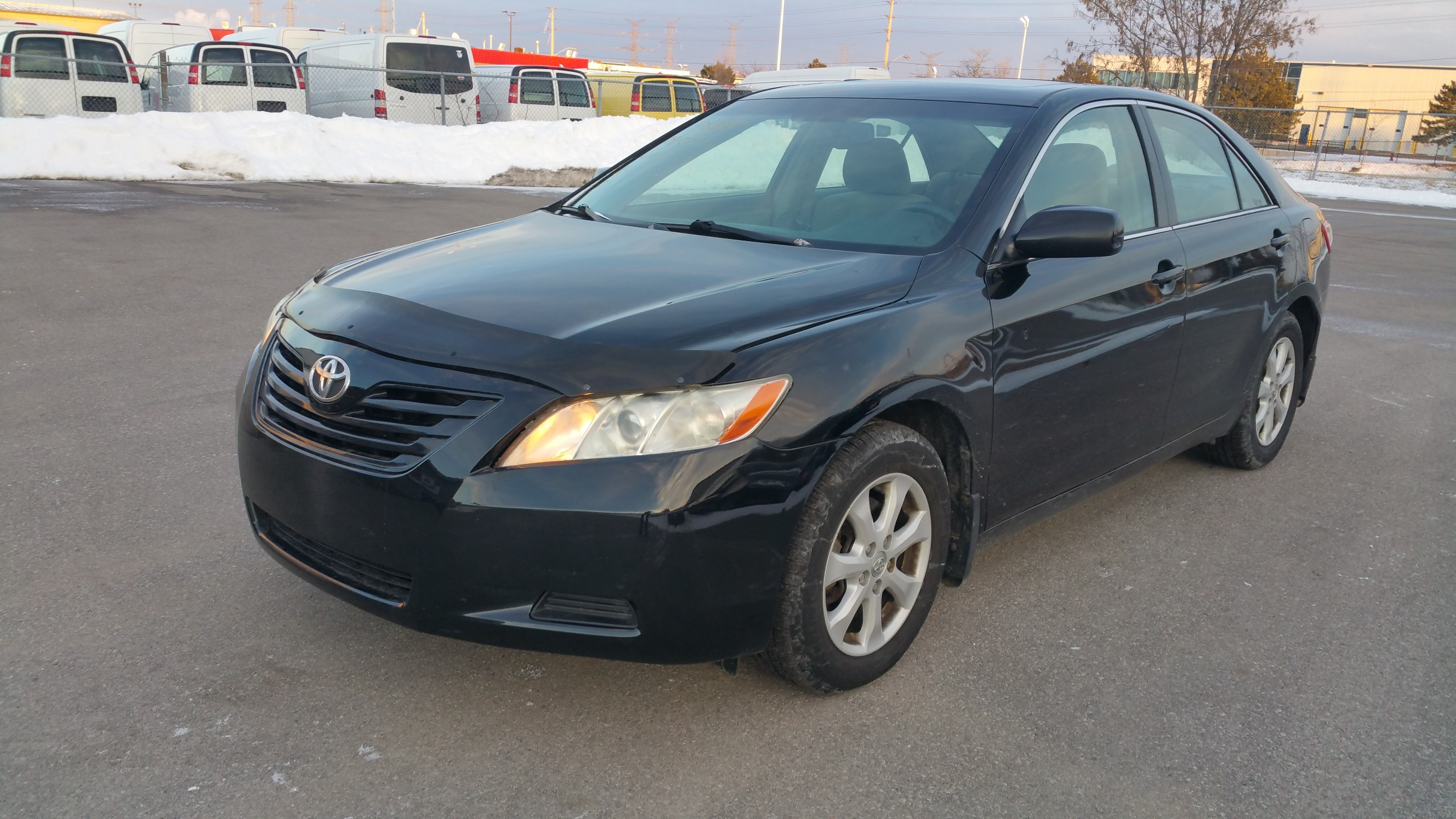 in chilliwack le camry toyota fwd car used owned inventory pre